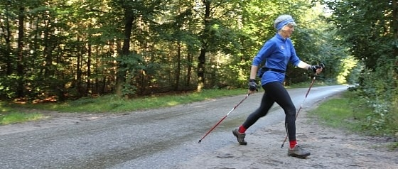 Nordic Walking Is Geen Sport