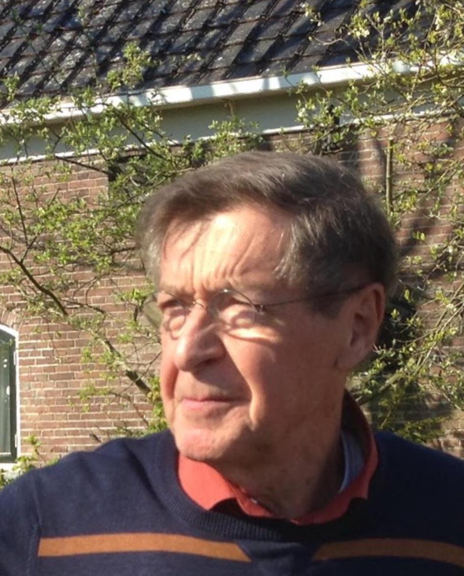 Gerard Van Den Bosch Plots Van Ons Weggevlogen