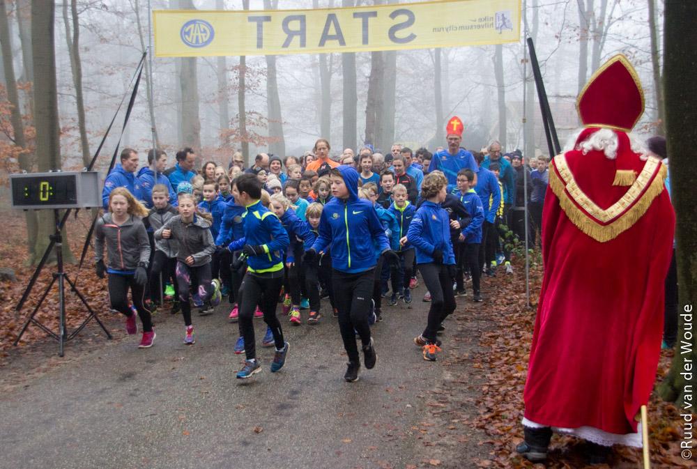 Sinterklaasloop Zaterdag 1 December