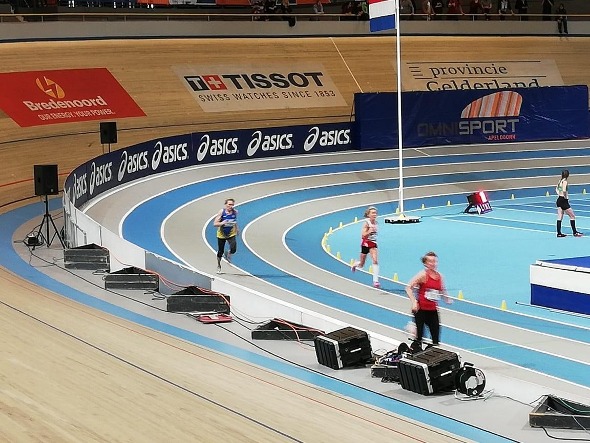 NK Masters Indoor Apeldoorn Zondag 3 Februari 2019