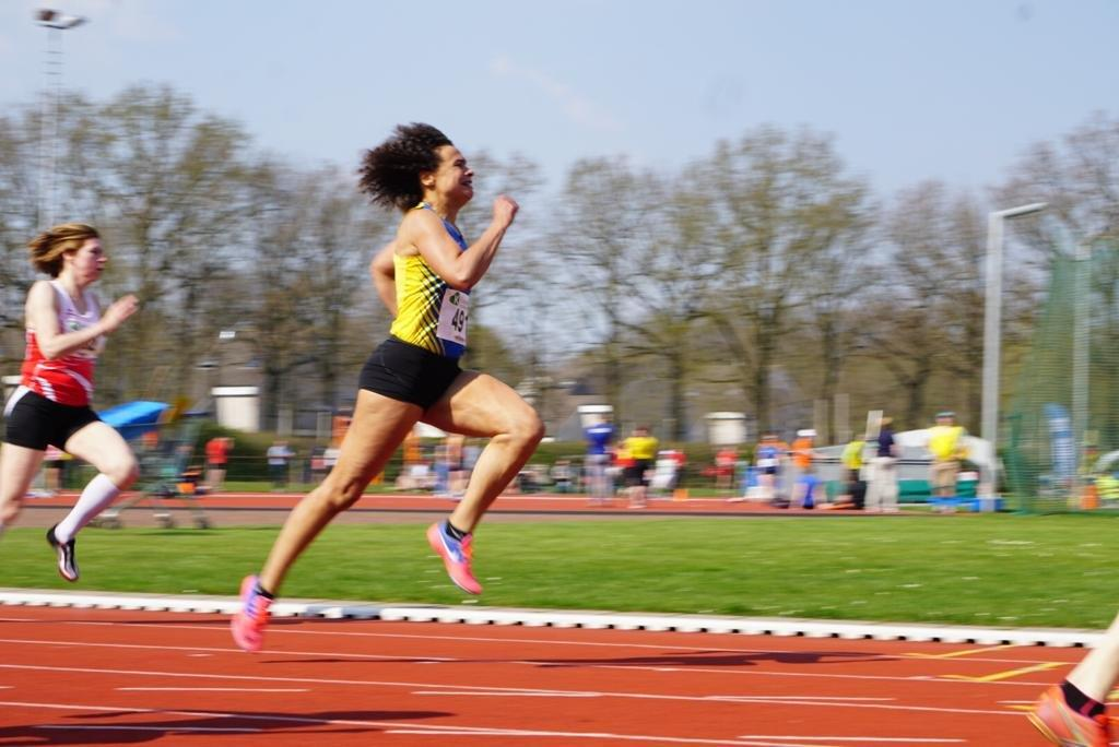 Vrouwen Master-competitie 1e Ronde