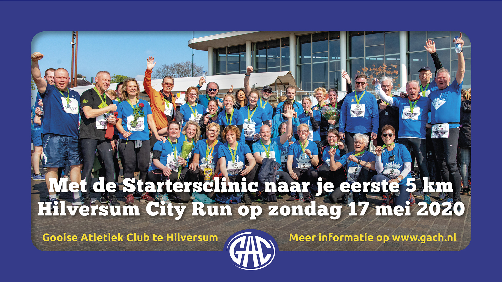 Startersclinic Gaat Van Start