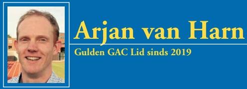 Arjan Van Harn Gulden GAC Lid